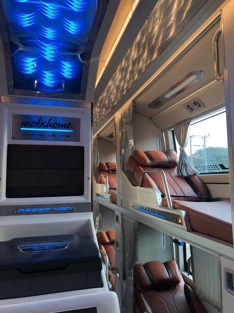 Xe Limousine Bus Phòng Cao Cấp Đà Nẵng Nha Trang