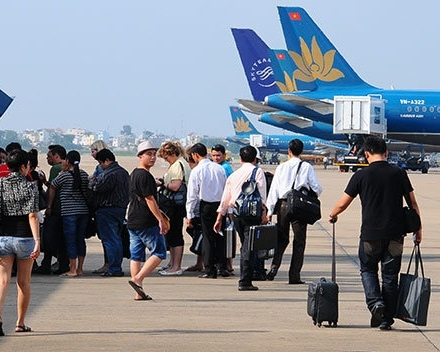 Xe đón tiển Sân Bay Đà Nẵng