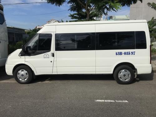 Thuê xe Đà Nẵng đi Hội An