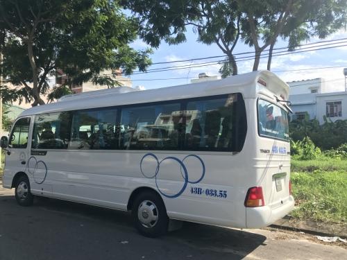 Thuê xe Đà Nẵng đi Huế