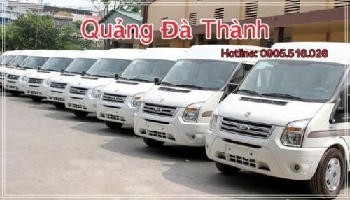 Thuê xe 16 chỗ Đà Nẵng